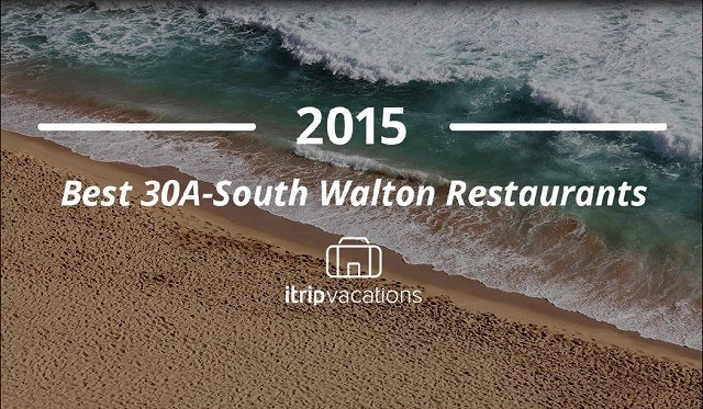 """Best of 30A South Walton Restaurants"