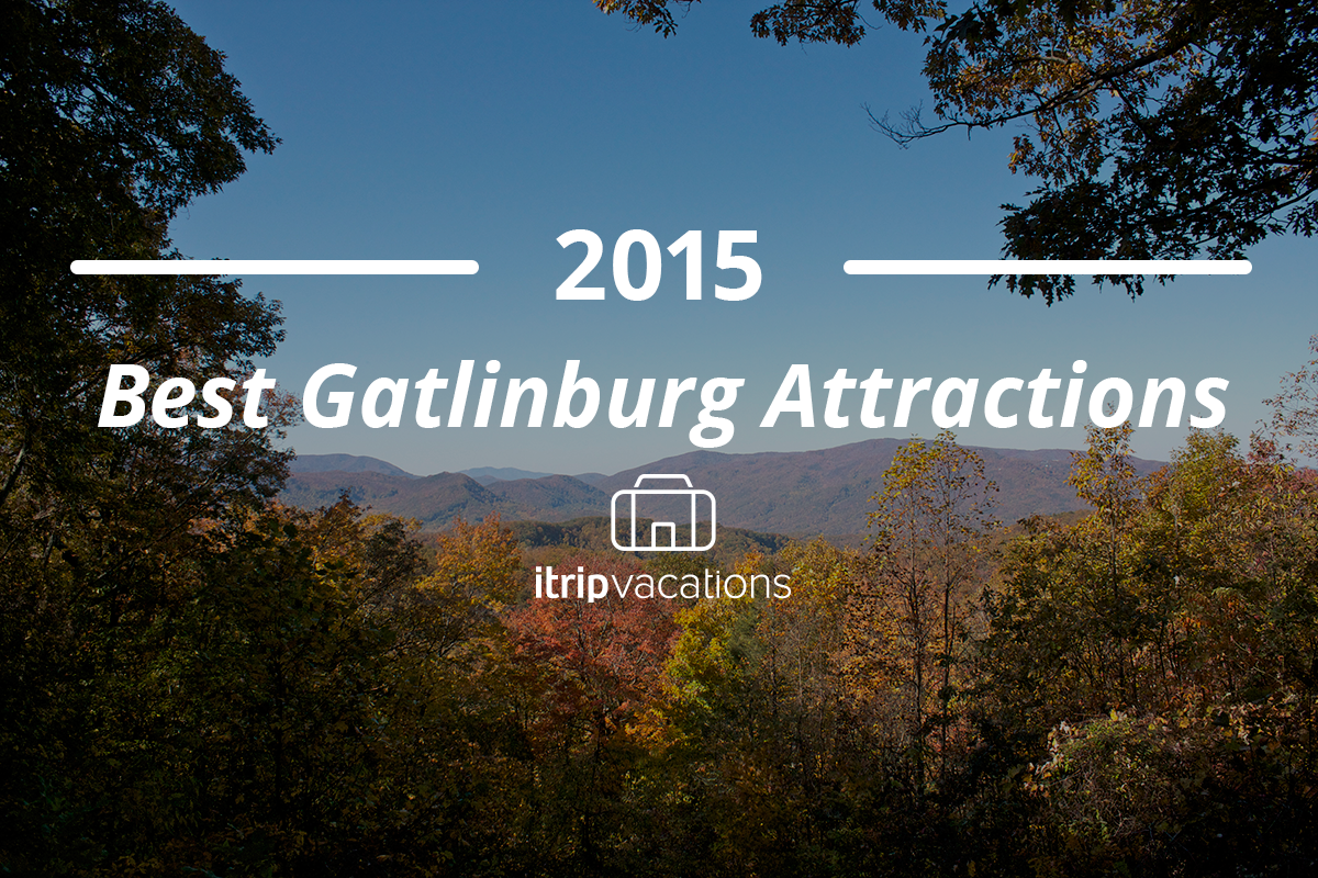 Guide To Gatlinburg iTrip Vacations on iTripnet – Gatlinburg Tourist Map