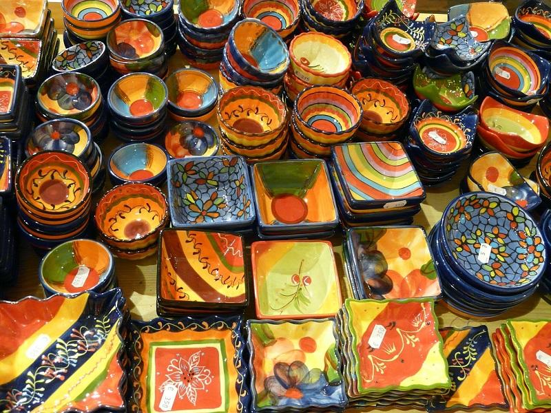 gatlinburg sites pottery shopping