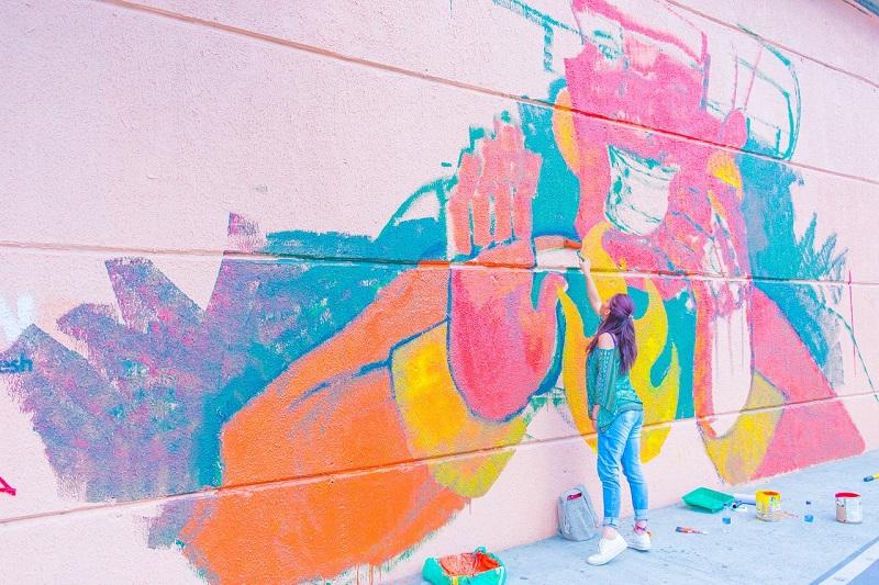 breck arts district festivals