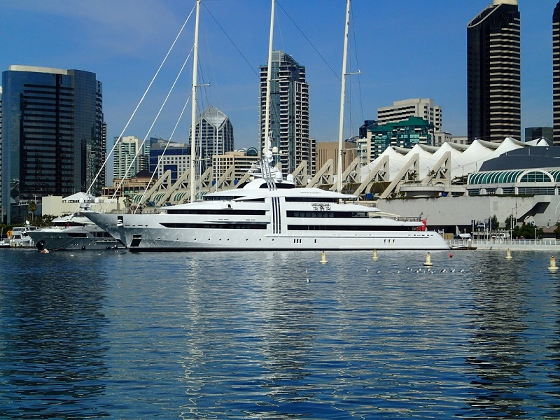 san diego yacht tours couples