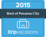 iTrip Vacations Best of Panama City Beach Restaurants Badge
