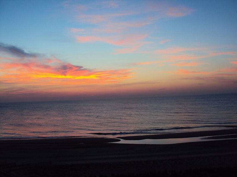 delaware beach sunsets parks